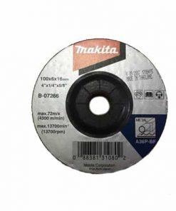 ใบเจียร์ 4x6mm B-07266 ดำ Makita