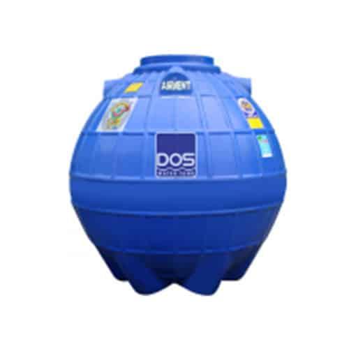 DOS ถังเก็บน้ำใต้ดิน DUT-02/BL 2000 L.