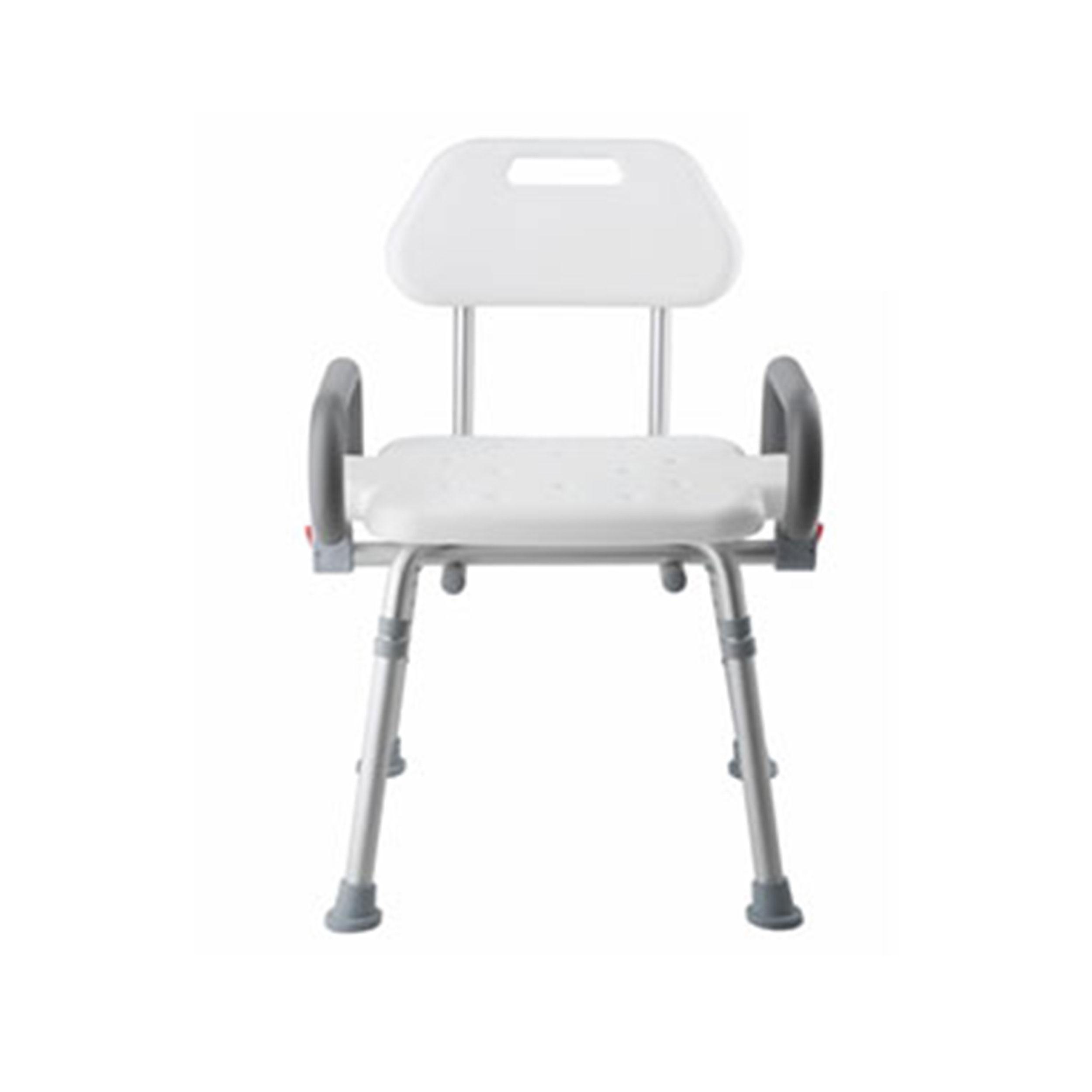 เก้าอี้ห้องอาบน้ำปรับระดับ พับเก็บได้ H101S