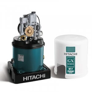 ปั๊มน้ำอัตโนมัติถังกลม HITACHI WT-P200GX2