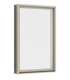 หน้าต่างบานฟิกซ์ Fixed TOSTEM รุ่น WE-40 กระจกเขียวใส 5 มม.