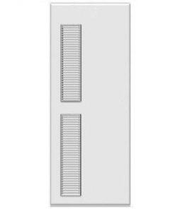 ประตู PVC UNIX รุ่นP6 EXTRA SCG
