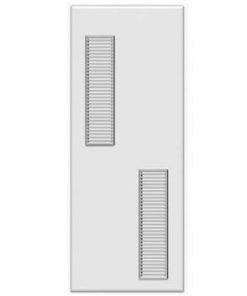 ประตู PVC UNIX รุ่นP8 EXTRA SCG