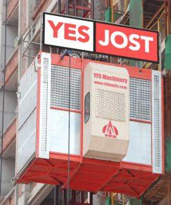ลิฟต์ก่อสร้าง Passenger Hoist