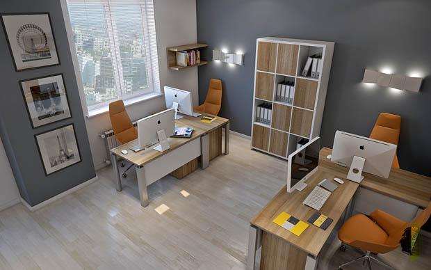 การจัดห้องทำงานให้ดูดีช่วยเพิ่มพลังในการทำงานยิ่งขึ้น