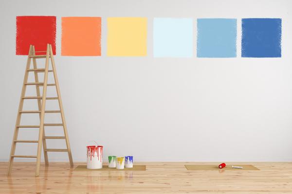 เลือกสีทาบ้าน ให้เหมาะกับห้องต่าง เคล็ดลับง่ายๆให้บ้านดูใหม่