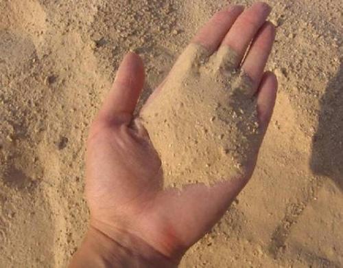 มาทำความรู้จักกับทราย ที่ใช้เป็นวัสดุก่อสร้างหลักในงานก่อสร้าง