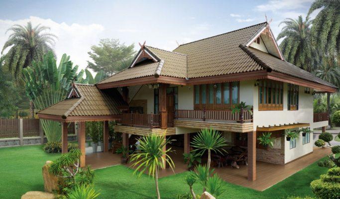 แบบหลังคาบ้าน ที่นิยมในเมืองไทย, หลังคาในไทย, แบบหลังคาในไทย