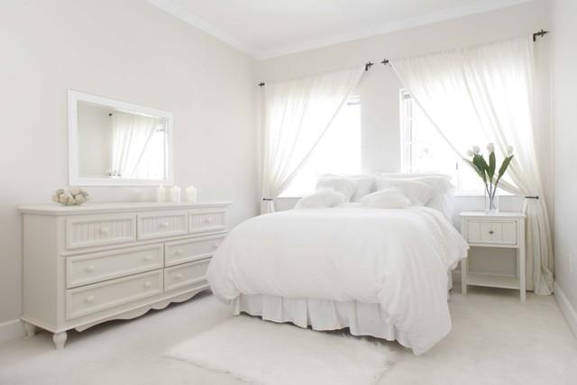 ห้องสีขาวคืนความสุขในแบบที่เรียบง่าย แต่เก๋ไม่ซ้ำใครด้วยวิธีง่ายๆ