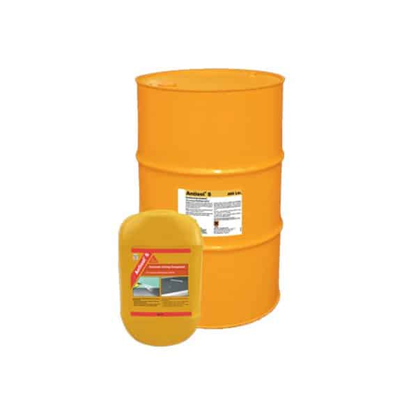 Sika Antisol-E น้ำยาบ่มคอนกรีต