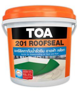 อะคริลิคกันซึม ทีโอเอ 201 รูฟซีล TOA 201 Roofseal