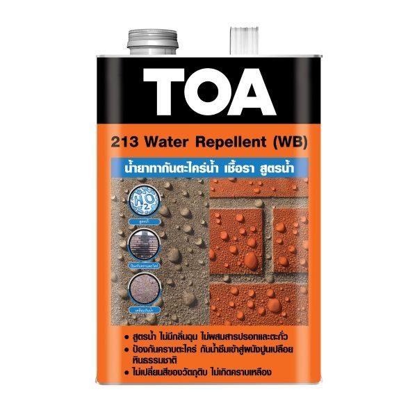 น้ำยาทากันตะไคร่น้ำ 213 Water repellents WB