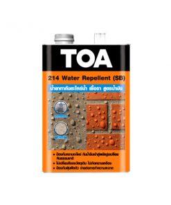 214 Water Repellent สูตรน้ำมัน TOA