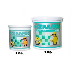 Ceramic-Bond เซรามิคบอนด์ กาวปูกระเบื้อง