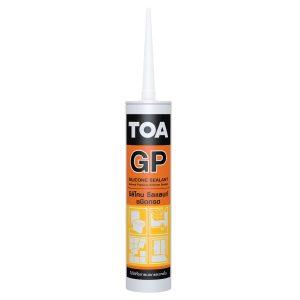 TOA Silicone Sealant GP ชนิดกรด