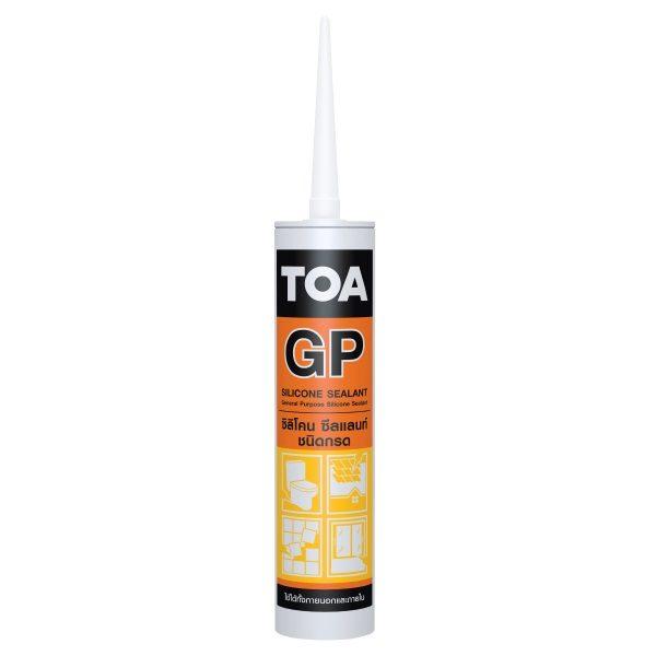TOA Silicone Sealant (GP ชนิดกรด)