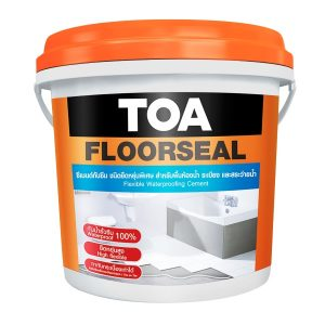 TOA Floorseal ซีเมนต์กันซึมชนิดยืดหยุ่น 4 กก.