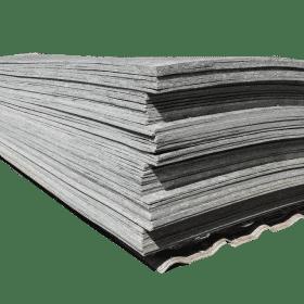 แผ่นบอร์ดพลาสติกอลูมิเนียมอัดเรียบ Eco-Board 8 mm