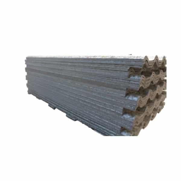 แผ่นหลังคาพลาสติกอลูมิเนียมอัดลอน Eco-Roof 5 mm
