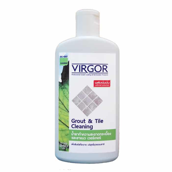 น้ำยาทำความสะอาดกระเบื้องและยาแนว เวอร์เกอร์ GC-007
