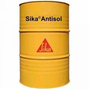 น้ำยาบ่มคอนกรีตชนิดสร้างฟิล์มเคลือบผิว Sika Antisol-E ขนาด 200ลิตร