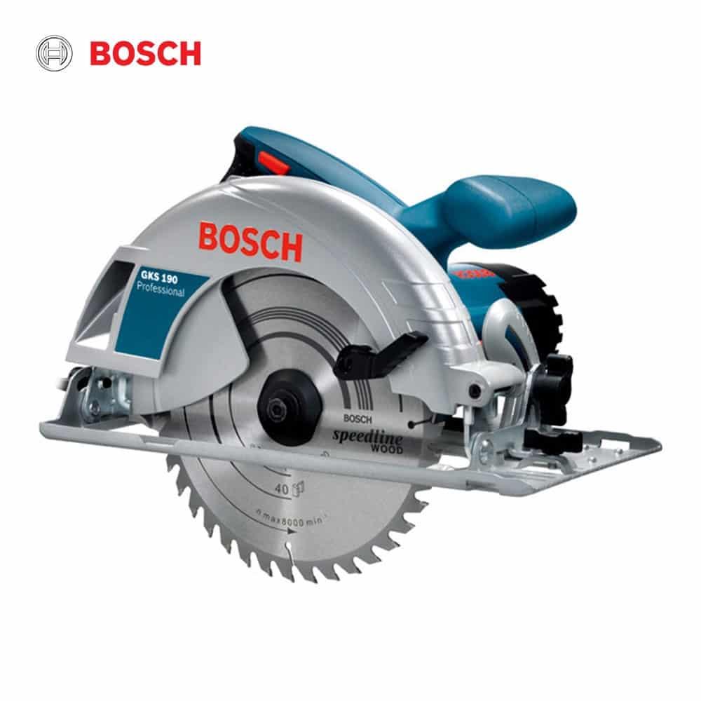 เลื่อยวงเดือน GKS190 Bosch