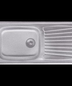 อ่างซิ้งค์ล้างจาน stainless ตราเพชร DP 3100 B,B/C