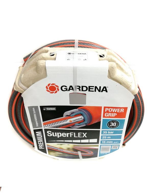 "GARDENA สายยาง รุ่นSUPERFLEX 25M-5/8"""
