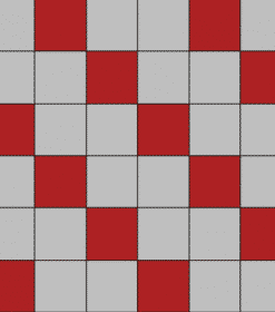 เอสซีจี บล็อกปูพื้น ศิลาเหลี่ยม - ลาย LL 35