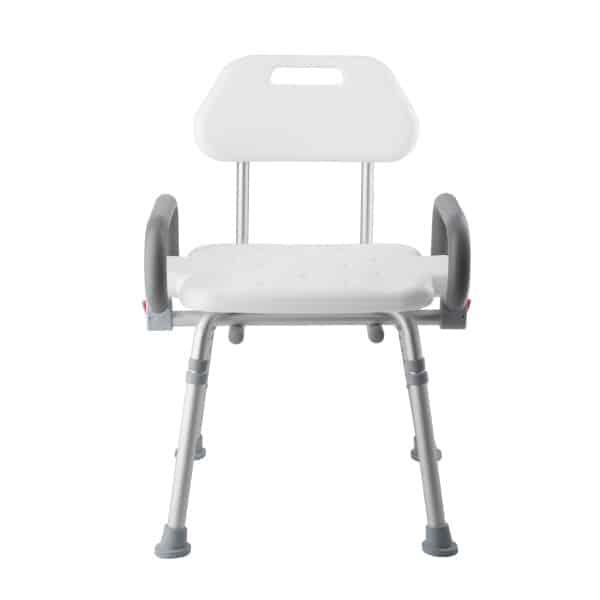 H101S เก้าอี้นั่งอาบน้ำ ปรับระดับ/ย้ายที่ได้