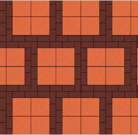 SCG บล็อกปูพื้น ศิลาเหลี่ยม - ลาย LL 5 วัตถุดิบผ่านกรรมวิธีการผลิตที่ทันสมัย