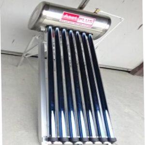 เครื่องทำน้ำร้อนพลังงานแสงอาทิตย์ ชนิดหลอดแก้ว70 ลิตร