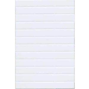 บริคก้า ขาว WT BRICKA WHITE 8X12 PM