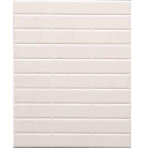 WT STRAIGHT LINE WHITE 8X10PM สเตรท ไลน์ ขาว