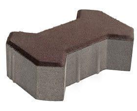 SCG บล็อกปูพื้น รุ่น จินตนาการ-คทา ขนาด13.4x19.8x6ซม.