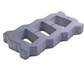 SCG บล็อกปูพื้น รุ่น ยูนิ เทิร์ฟ ขนาด22.5x45.0x6ซม.