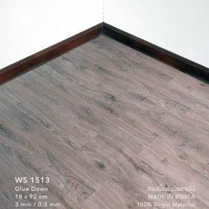 กระเบื้องไวนิลลายไม้ Prime Deco รุ่น Wood Noble WS1513