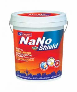 สีรองพื้นปูนใหม่ นาโนโปรชิลด์ 9999 Beger