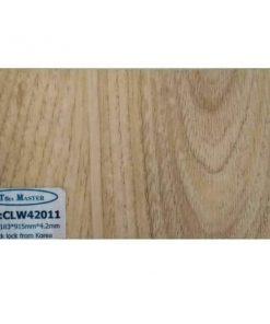 กระเบื้องไวนิล T-Flex แบบคลิกล็อค รุ่น CLW42011