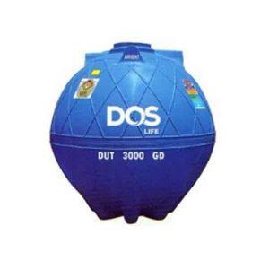 DUT-02/BL 3000 ถังเก็บน้ำใต้ดิน