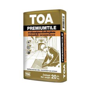กาวซีเมนต์ TOA Premiumtile