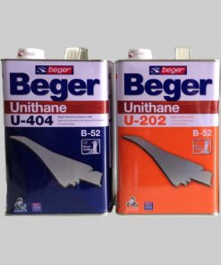 สีทาพื้นไม้ Beger Unithane B-52