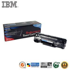 ตลับหมึกพิมพ์เลเซอร์ IBM CF283X LASERJET01