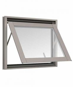 Tostem หน้าต่างบานกระทุ้ง WE70 ขนาด 585x755 มม.