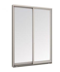 Tostem WE70 หน้าต่างบานเลื่อนคู่ ขนาด1740x1690 มม.