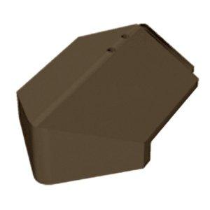 ครอบปิดปลายตะเข้คอนกรีต-เอสซีจี-รุ่น-นิวสไตล์-โมเดิร์น-X-Shield-HeatBLOCK-สีบราวน์แอช