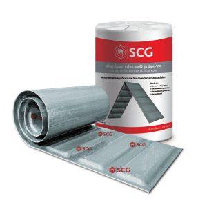 แผ่นสะท้อนความร้อน SCG รุ่นอัลตราคูล สำหรับหลังคาคอนกรีตรุ่นลอน / เพรสทีจ / เอกซ์เซลล่า