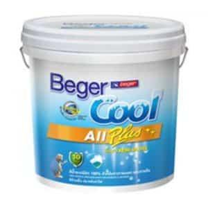 Beger Cool All Seasons สีน้ำอะครีลิกสีทาฝ้า