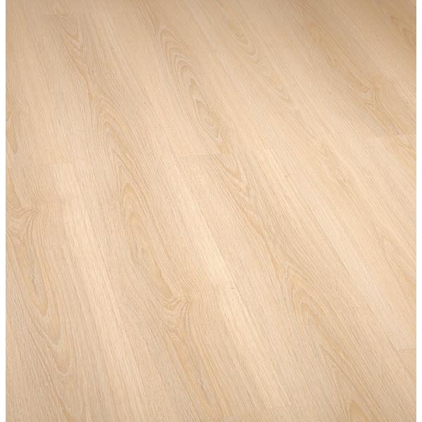 พื้นไม้ลามิเนต Robina สี O117 Whitewash Oak