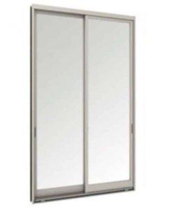 Tostem WE70 ประตูบานเลื่อนคู่ ขนาด1190x2005 มม.